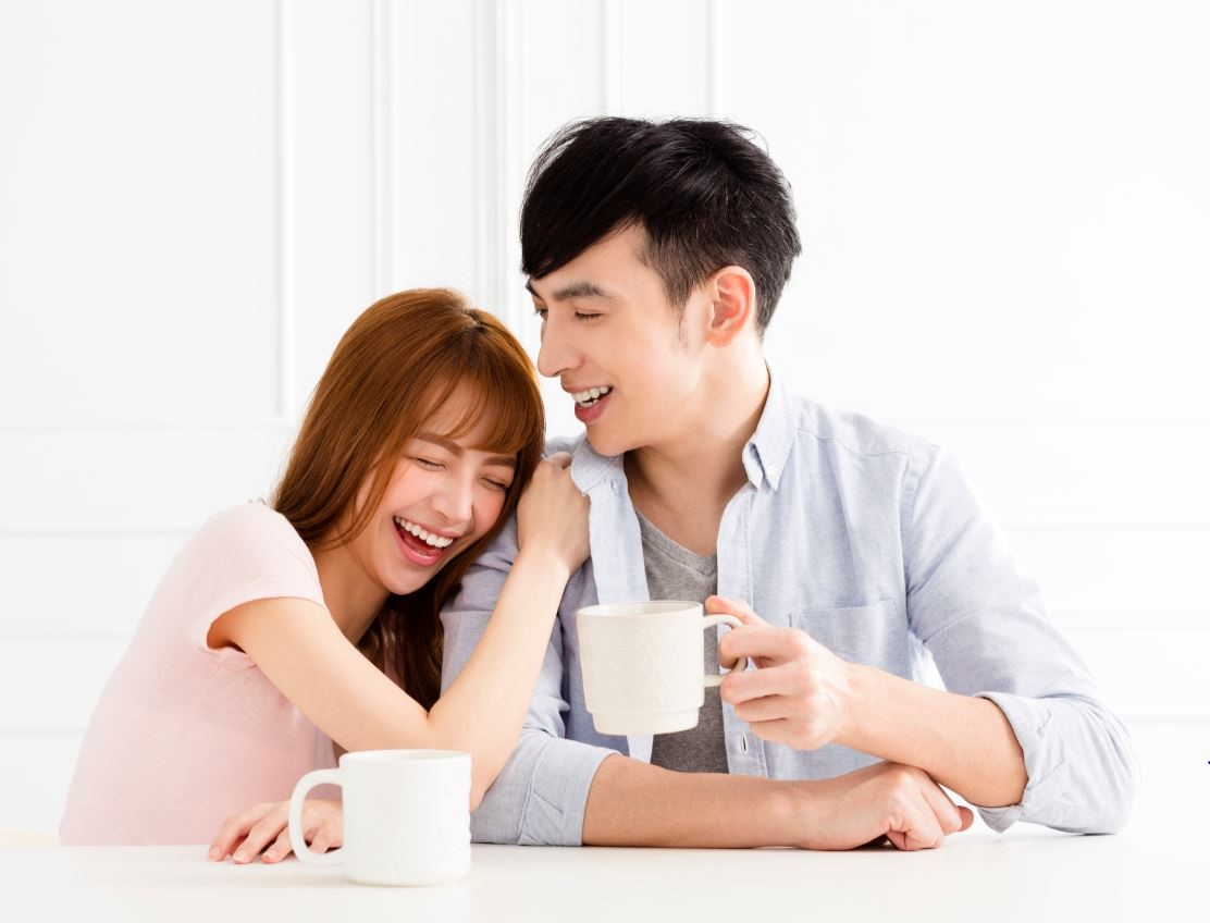 Dating without making it official